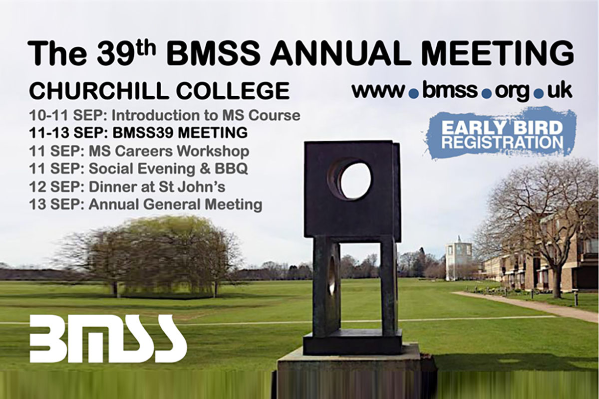 39 bmss annual meeting