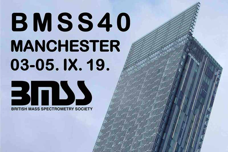 BMSS40 Manchester September 2019